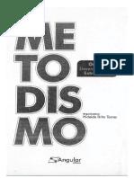 12. Metodismo - Origem Desenvolvimento Estratégias - HIDEÍDE