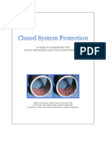 Closed System Protection Handbook