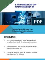 2. The Intensive Care Unit - next gen OR