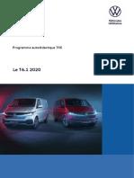VU SSP 705 - Le T6.1 2020