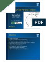 6-Basic Generators-Alternators  pdf Evans