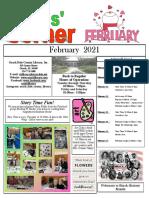 2.2021 February Kids Corner