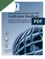 Pmi-handbook
