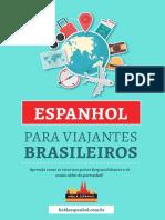 Espanhol Para Viajantes Brasileiros HablaEspanhol