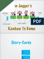 Jon Jagger's Kanban 1s Game