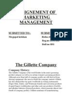 The Gillette Company