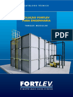 Catalogo Geral Tanques Modulares - FORTLEV
