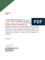 Autorizacion de Envio Clientes 22 01 2021