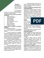 Derecho de Propiedad Industrial Examn Final
