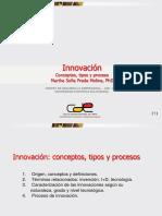 Innovación Conceptos, tipos y proceso