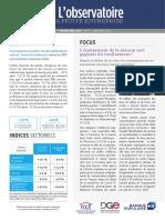 Observatoire de la petite entreprise n°79 FCGA – Banque Populaire