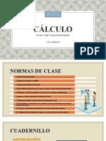 CLASE 1 CÁLCULO