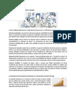 Clases de Proyectos e importancia de Proyectos Industriales