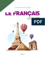 VII_Limba Franceza, nivelul A2.3 (a. 2020)