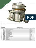 Nordberg HP400 5011