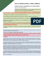 ACTIVIDAD DE APRENDIZAJE CC SS 5° SEM 22-1