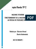 TP2-machine-sychrone-couple-au-reseau-infinie