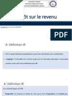 Impot Sur Le Revenu Salarial Irp