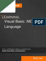 Visual Basic Net Language