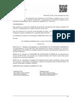 UNMDP Calendario Académico 2021