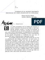 Archivo historicos
