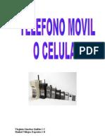 Telefono Movil o Celular
