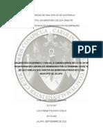 AXEL MARCOS , INFORME PRACTICA III, CAP. I,II,III,V Y VI