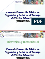 CURSO DE FORMACION MODULO I