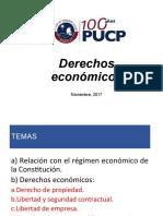 Derechos económico sociales
