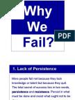 1 why we fail[1]