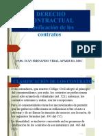 Clasificación de Los Contratos (Tres)