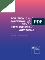 Borrador Politica Nacional de IA
