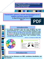 4.NEUROTRANSMISION Y ACTIVIDAD FARMACOLOGICA