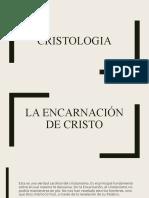 La Encarnación de Cristo