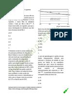 HV - Lista de Exponencial e Logaritmo