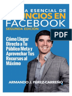 La Guia Esencial de Anuncios en Facebook Segunda Edicion ANUNCIOS en FACEBOOK