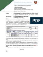 CARTA N°17 EVAL. Y REVISION INF. VALORIZACION N°01 UPAHUACHO