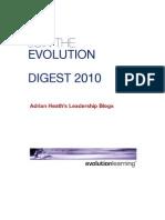 Adrian Heath E-book Join the Evolution