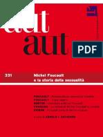 Aut Aut Foucault e La Storia Della Sessualita