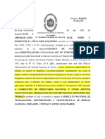 SPA-TSJ Tipos actos administrativos