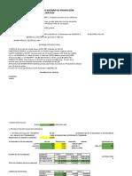 Ejercicio de Costos (Arequipe) Evalución