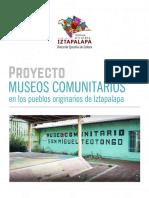 Proyecto Museo comunitarios en Iztapalapa final