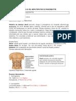 Casos clínicos e exercícios - Unidades 5, 6 e 7.
