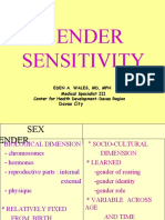 Gender Sensitivity (1)