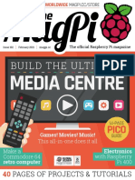 MagPi102 , Rapberry Pi Feb 2021 Magazine