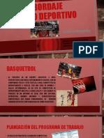 Intervencion Psicodeportiva Equipo de Basquet