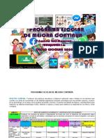 PROGRAMA ESCOLAR DE MEJORA CONTINÚA 2020-2021