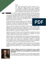 Thomas Paine biografias independencia