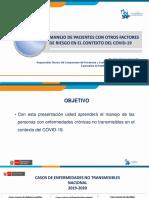 Tema 3_Manejo_Enfermedades No Transmisibles