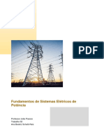 Trabalho 02 - Fundamentos de Sistemas Elétricos de Potência